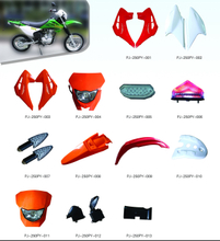 MOTORCYCLE PLASTIC BODY COVER FOR 250PY SERIES