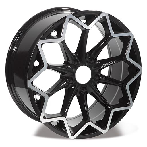 Customized Finishing 19x8.5/9.5 Inch Universal Aluminum Alloy Car Wheels Rim