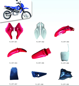 MOTORCYCLE PLASTIC BODY COVER FOR FYM SERIES