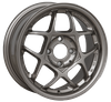 Grey 14x6.0 Inch Car Wheels 4 Holes Star Automobile Rims