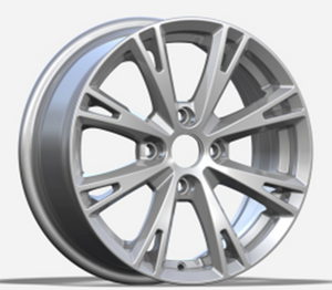 DH-Z5073 15 Inch 4 Hole Alloy Wheel Rim Aluminum for Sale