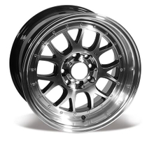 Developed 15 Inch Car Alloy Wheels 4/5 Holes Automobile Wheels
