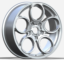 18 Inch Flow Forming Wheels Front And Rear