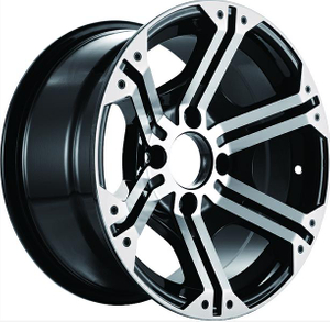 12 x 7 Inch ATV Alloy Wheels DH-AR12-05A