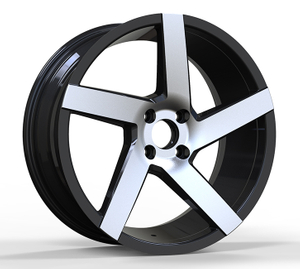 40 Et 17x7.5 Inch Wholesales Car Aluminium Wheels Alloy Replica Rims