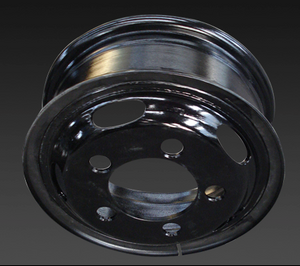 16 inch truck tube steel wheel rim