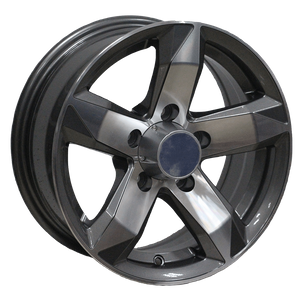 5x114.3 Car Alloy Wheels 14x6.0 Inch Aftermarket Rims