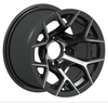 12 x 7 Inch Aluminum Material ATV Alloy Wheels with 4 Holes