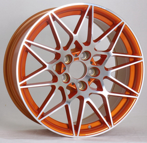5 Holes Car Alloy Wheels replica wheel 18 Inch Auto Rims Wheels for Cars DH-E18263