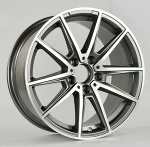 Popular Car Wheel 17 Inch 5x112 Replica Rims alloy wheel DH-E10263