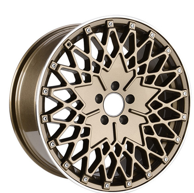 DH-B1162 19 inch alloy wheels 5 holes automobile Wheels