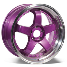 Machine 20 Inch Deep Dish Wheels 5 Holes Star Car Alloy Rims