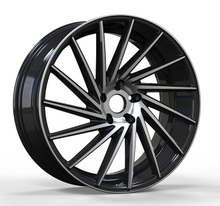 5 Holes 18 And 19 Inch Positive Offset Wheels Replica Auto Rims