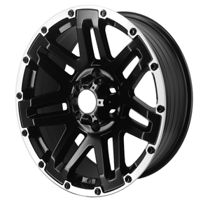 Casting 4x4 Alloy Wheels in high performance From China Fit For Offroad Wheels DH-M N4002