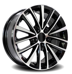 DH-SV023 15 17 Inch Alloy Car Wheel Rims Replica 5 Holes