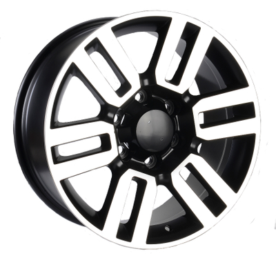 DH-B1300 18 Inch Replica Alloy Wheels Rims Aluminum 6x139.7