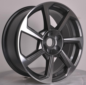 Pupular Style Replica Wheels 5 Holes Car Aluminum Alloy Rims
