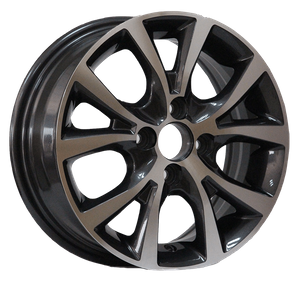 14/15/16 Inch High Performance Alloy Wheels 4x100 Car Wholesales Rims